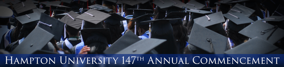 147th Annual Commencement - May 14, 2017