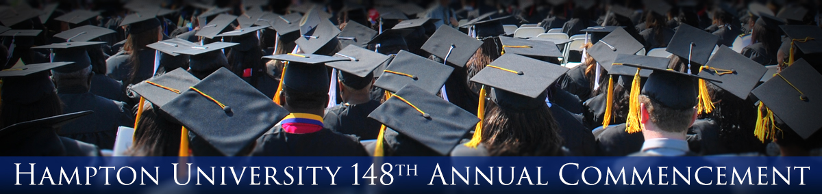 148th Annual Commencement - May 13, 2018